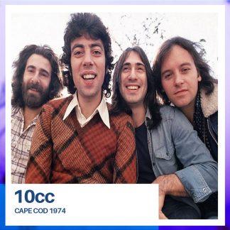 10cc Cape Cod 1974