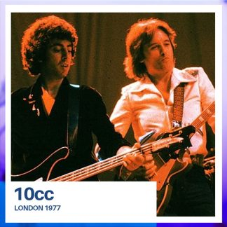 10cc - London 1977
