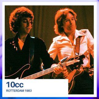 10cc-Rotterdam1983