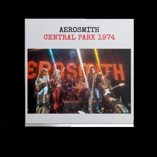 Aerosmith - Central Park 1974
