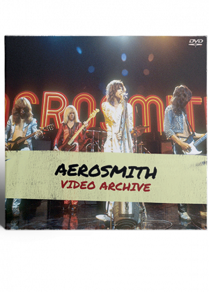 Aerosmith - Video Archive