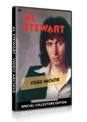 Al Stewart - Video Archive DVD