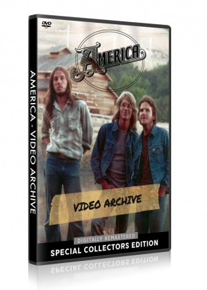 America - Video Archive DVD cover