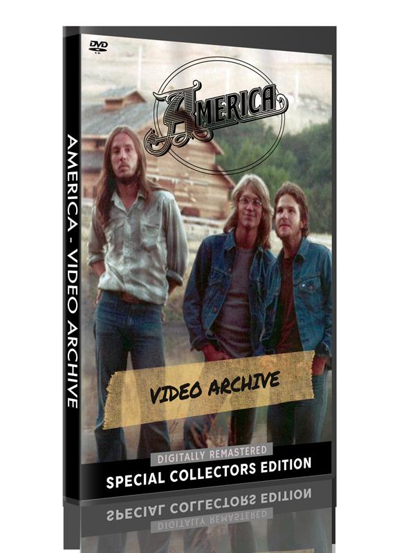 America - Video Archive DVD cover
