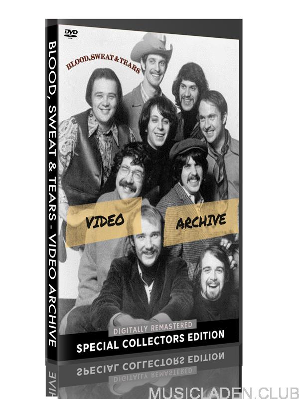 Blood, Sweat & Tears - Video Archive