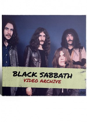 Black Sabbath - Video Archive