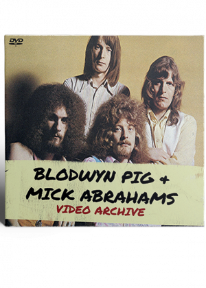 Blowdyn Pig & Mick Abrahams - Video Archive