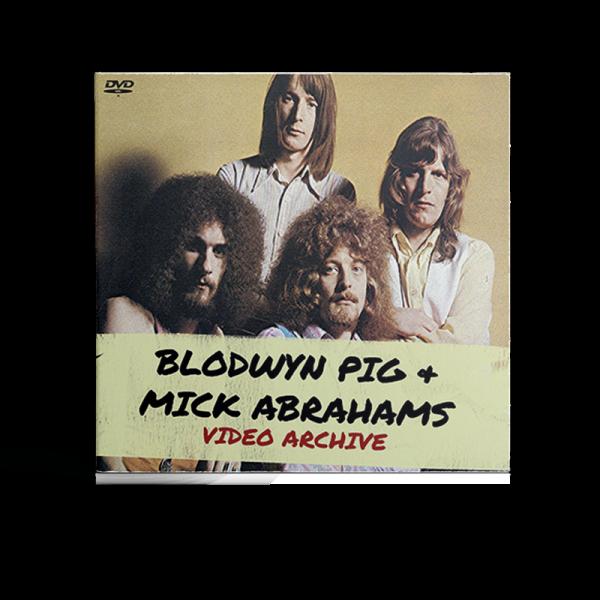 Blowdyn Pig & Mick Abrahams - Video Archive