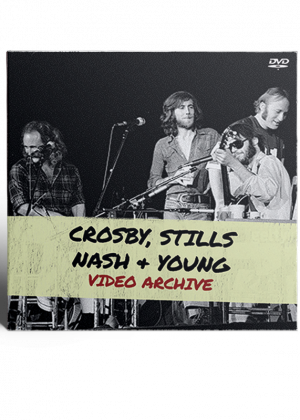 CSN&Y Video Archive