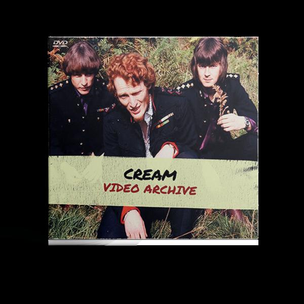 Cream - Video Archive