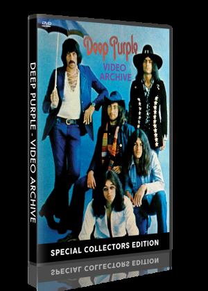 Deep Purple - Video Archive