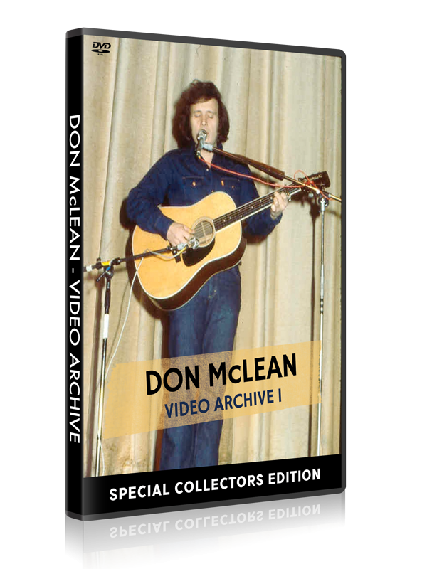 Don McLean - Video Archive I
