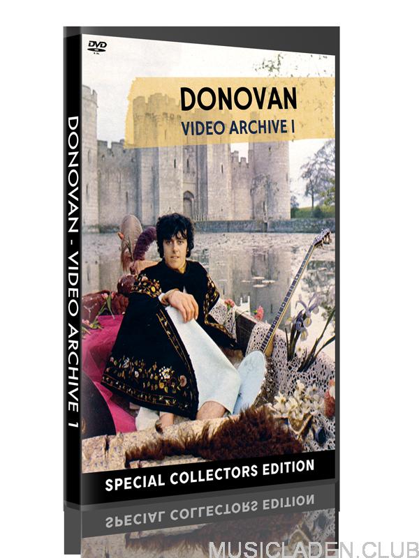 Donovan - Video Archive I