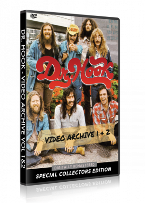 Dr. Hook Video Archive 1 & 2