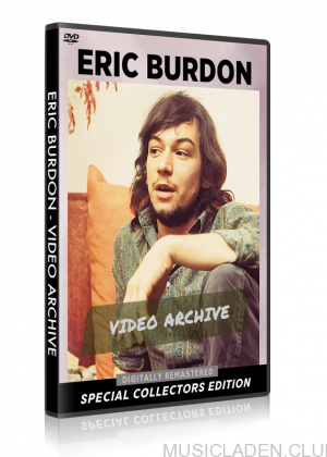 Eric Burdon - Video Archive