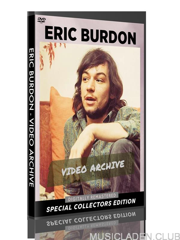 Eric Burdon - Video Archive
