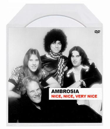 Ambrosia DVD