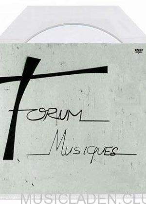 Forum Musiques cover