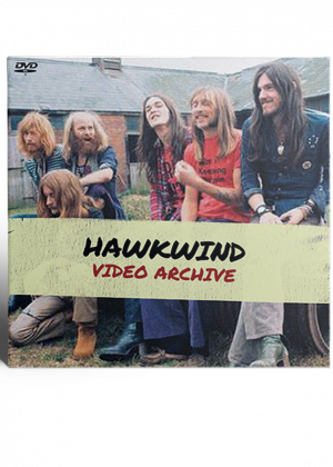 Hawkwind - Video Archive