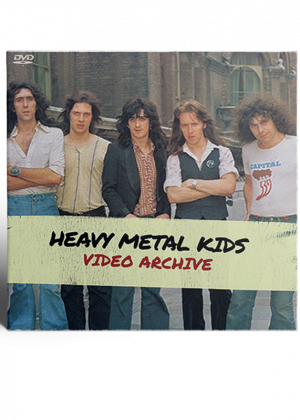 Heavy Metal Kids - Video Archive