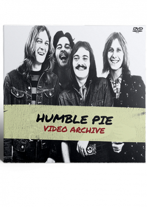 Humble Pie - Video Archive