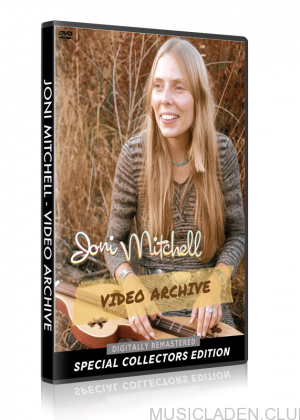 Joni MItchell - Video Archive