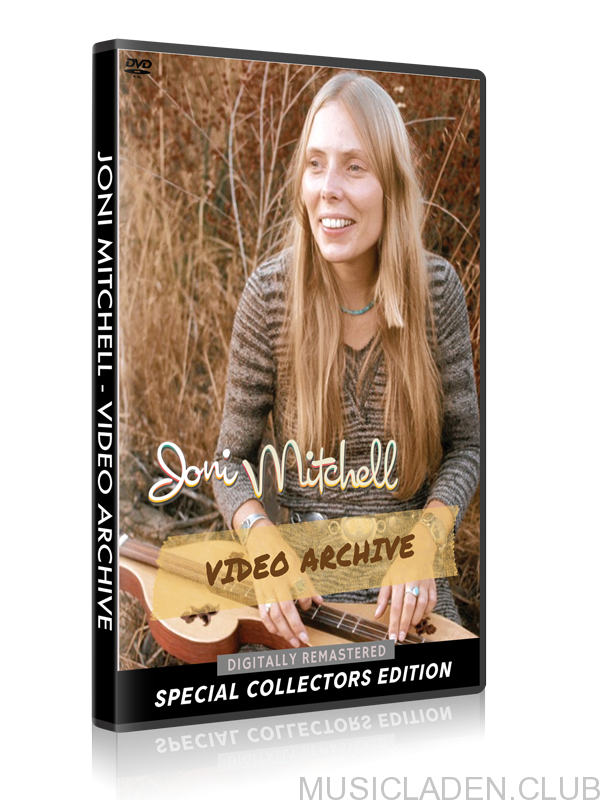 Joni MItchell - Video Archive
