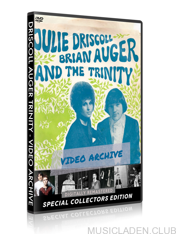 Julie-Driscoll-Brian-Auger-&-Trinity---Video-Archive