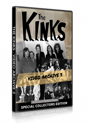 Kinks Video Archive 3