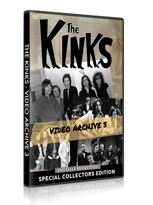 Kinks Video Archive 3