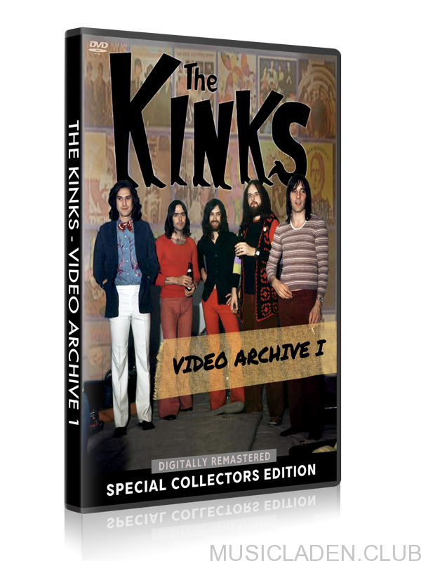 The Kinks - Video Archive I