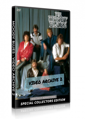 Moody Blues - Video Archive 2
