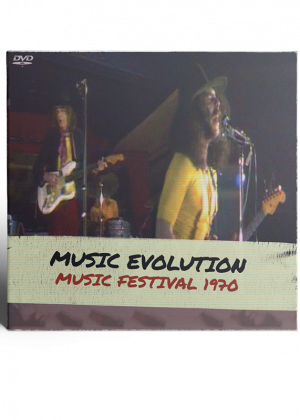 Music Evolution Cover