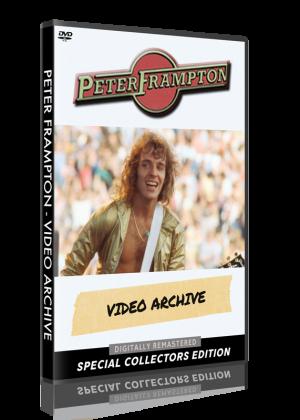 Peter Frampton - Video Archive