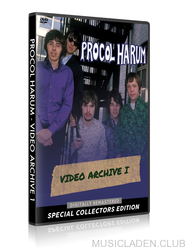 Procol Harum - Video Archive I