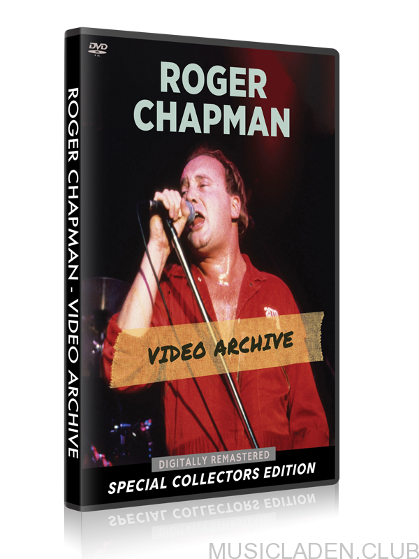 Roger Chapman - Video Archive