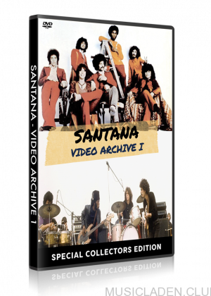 Santana - Video Archive I
