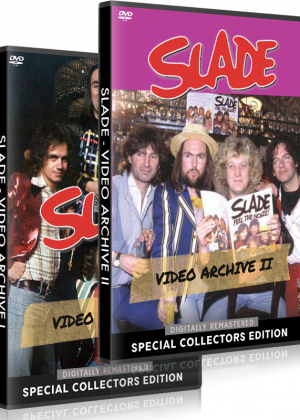 Slade - Video Archive Bundle