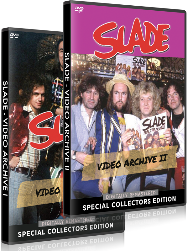 Slade - Video Archive Bundle