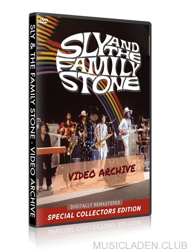 Sly & The Family Stone - Video Archive