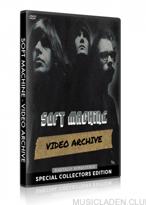 Soft Machine - Video Archive