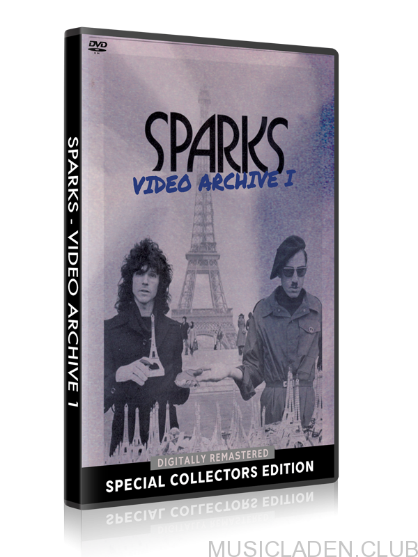Sparks - Video Archive I