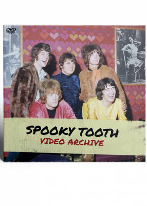 Spooky Tooth - Video Archive