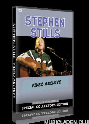 Stephen Stills - Video Archive