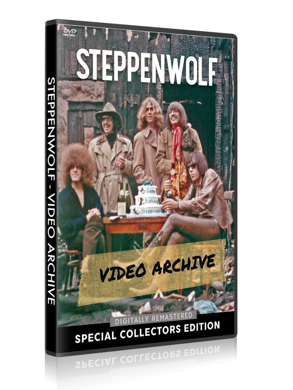 Steppenwolf - Video Archive