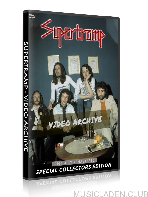 Supertramp - Video Archive