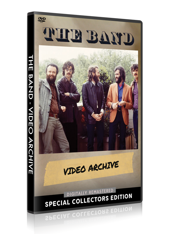 The Band - Video Archive
