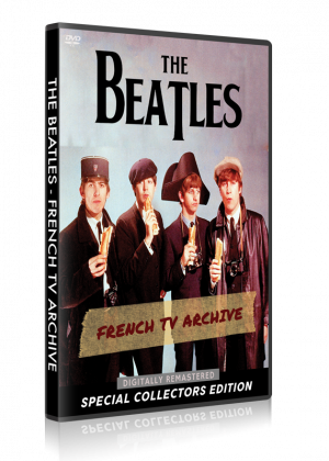The Beatles - French TV Archive
