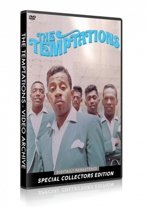 The Temptations - Video Archive