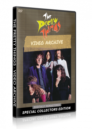 The Pretty Things - Video Archive